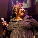 Betty Wright in Paradiso