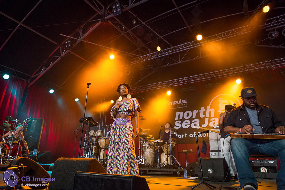 Bokanté @ North Sea Jazz 2017 – 8 juli