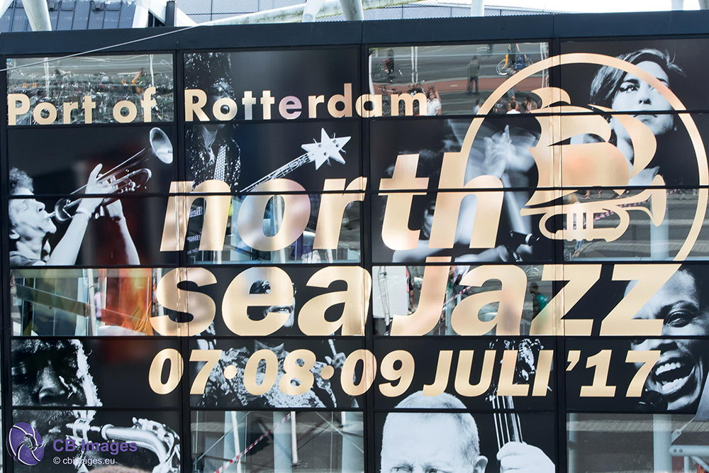 North Sea Jazz 2017 – 9 juli