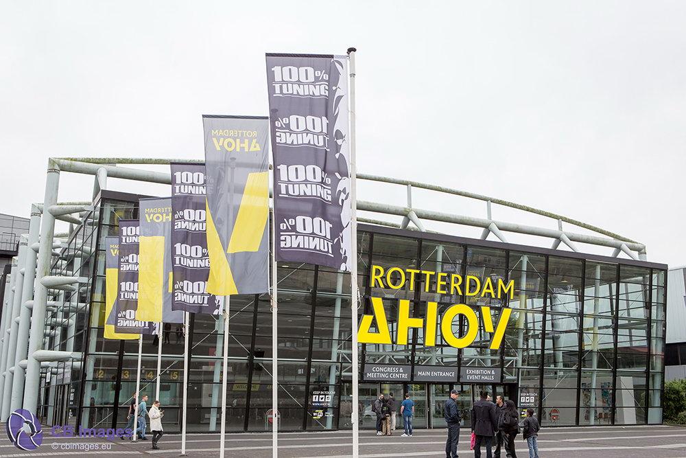 100% Tuning 2017 in Rotterdam Ahoy