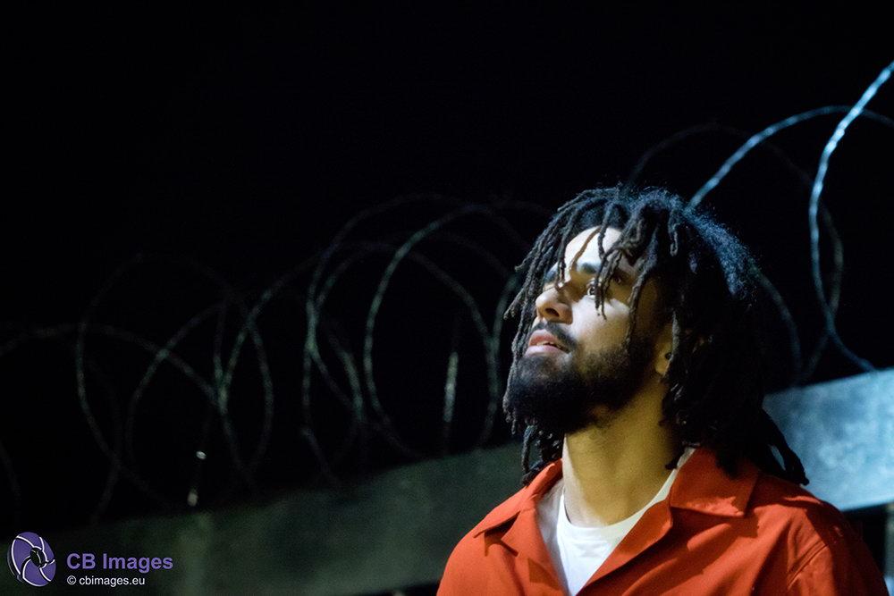 J.Cole in de Ziggo Dome
