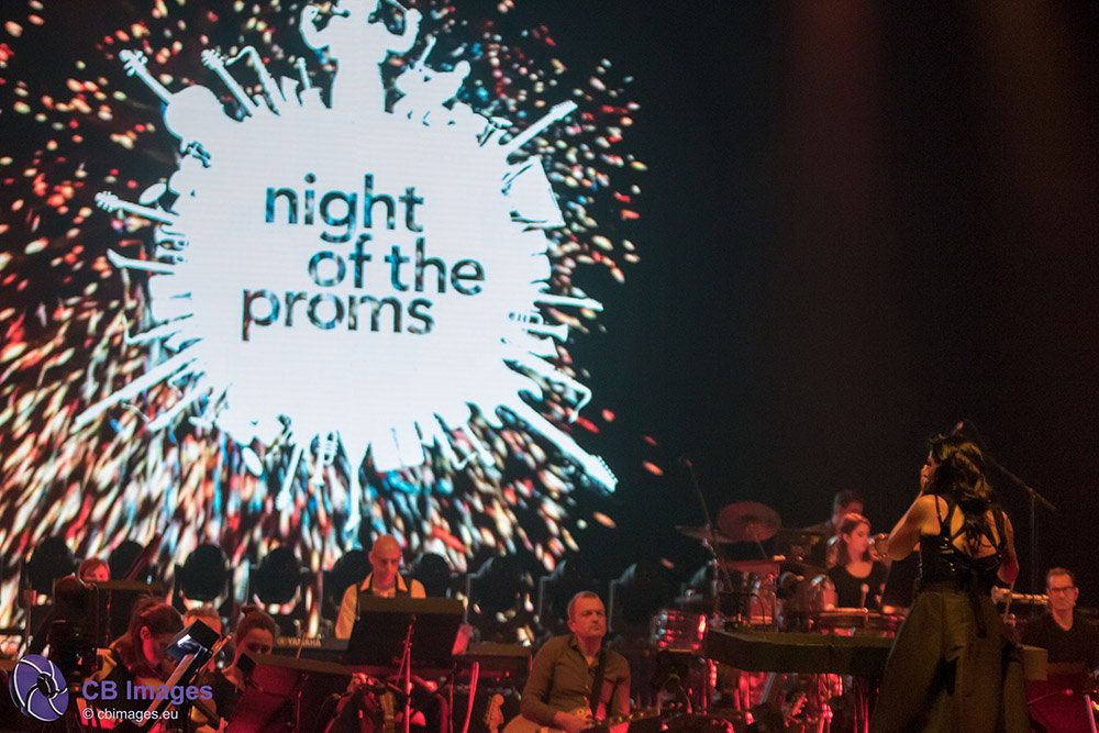 Night of the Proms 2017 in Rotterdam Ahoy