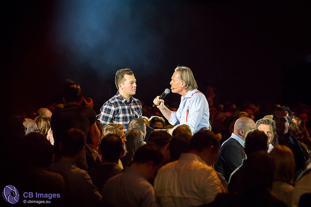 BusinessBoost Live in Rotterdam Ahoy