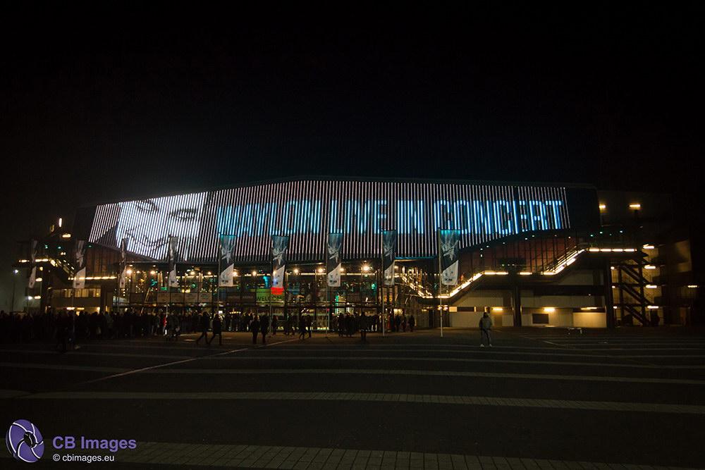 Waylon in Rotterdam Ahoy