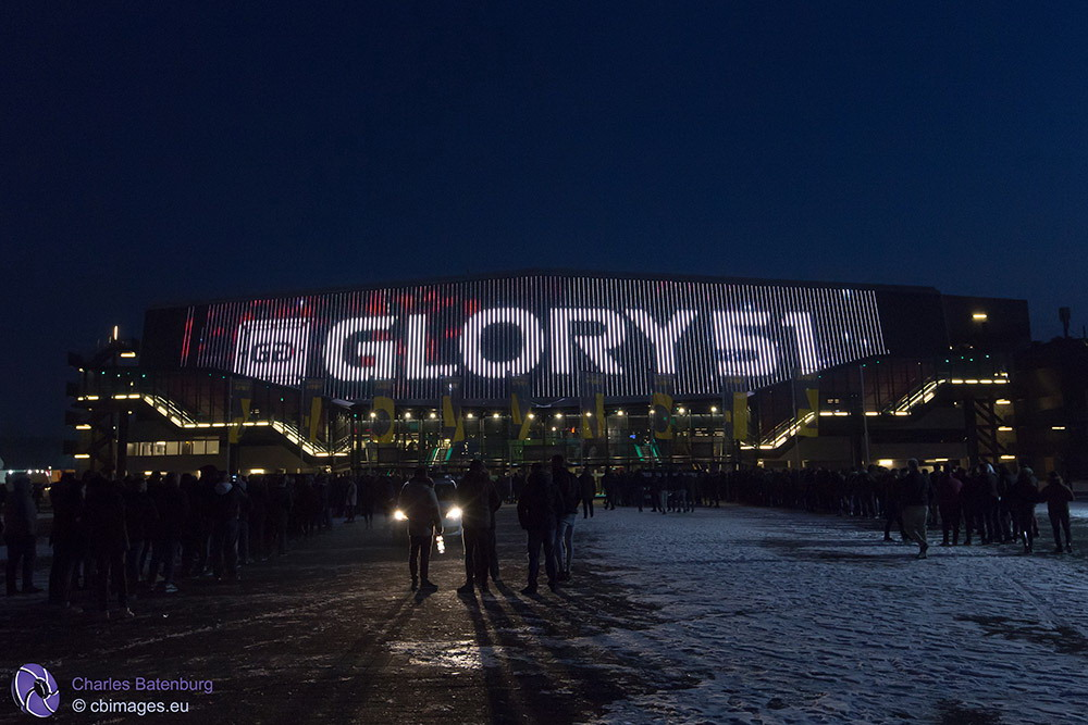 GLORY: REDEMPTION, GLORY 51 Rotterdam Ahoy