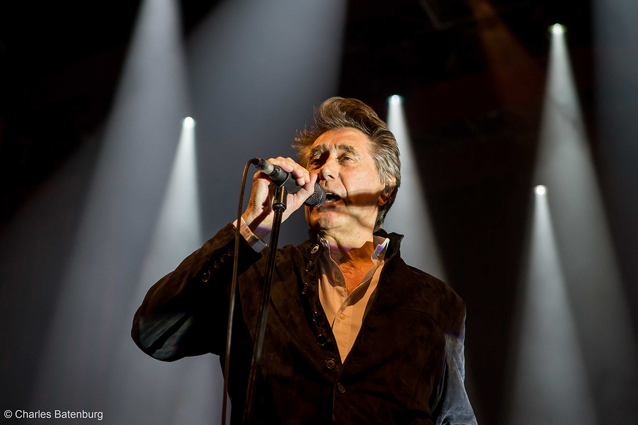 Bryan Ferry in AFAS live