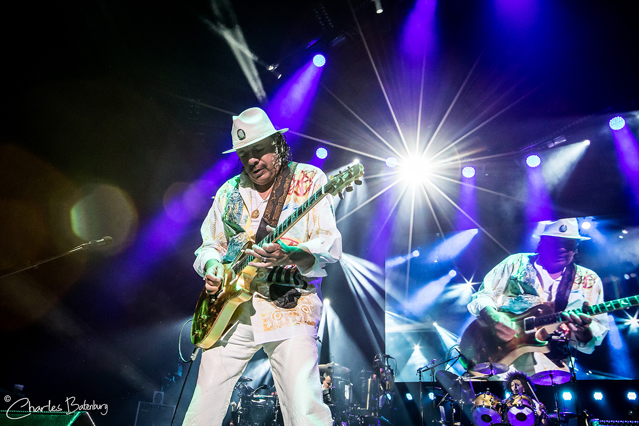 Santana in de Ziggo Dome