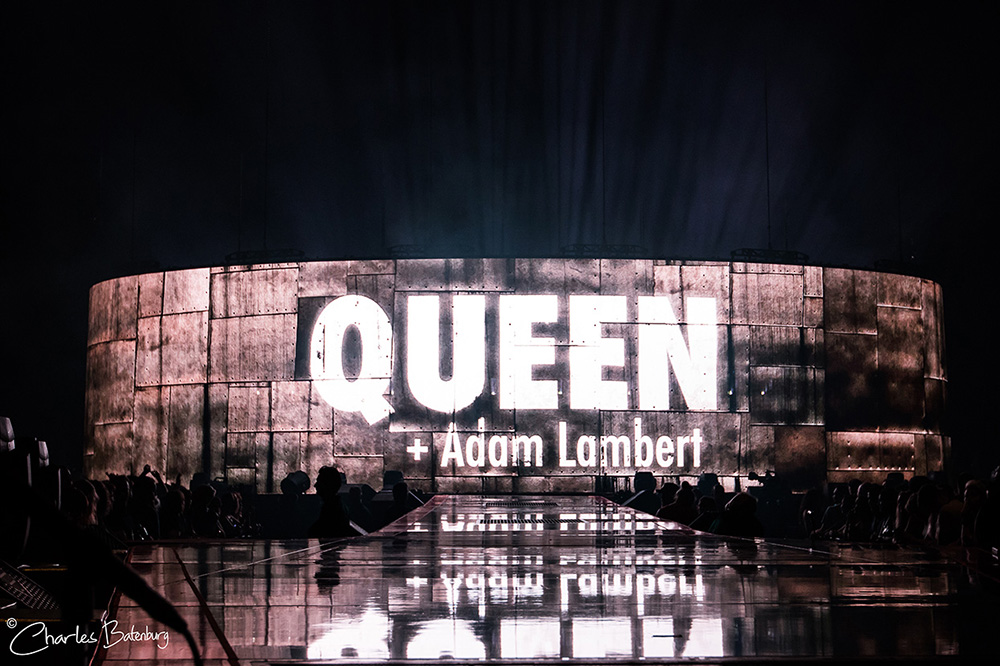 Queen + Adam Lambert in Rotterdam Ahoy
