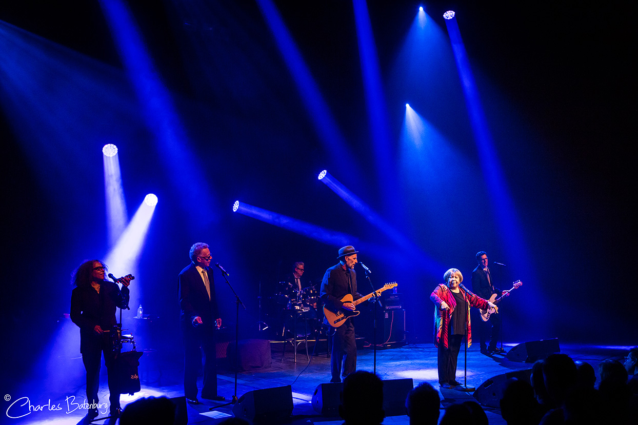 Mavis Staples in Theater Rotterdam