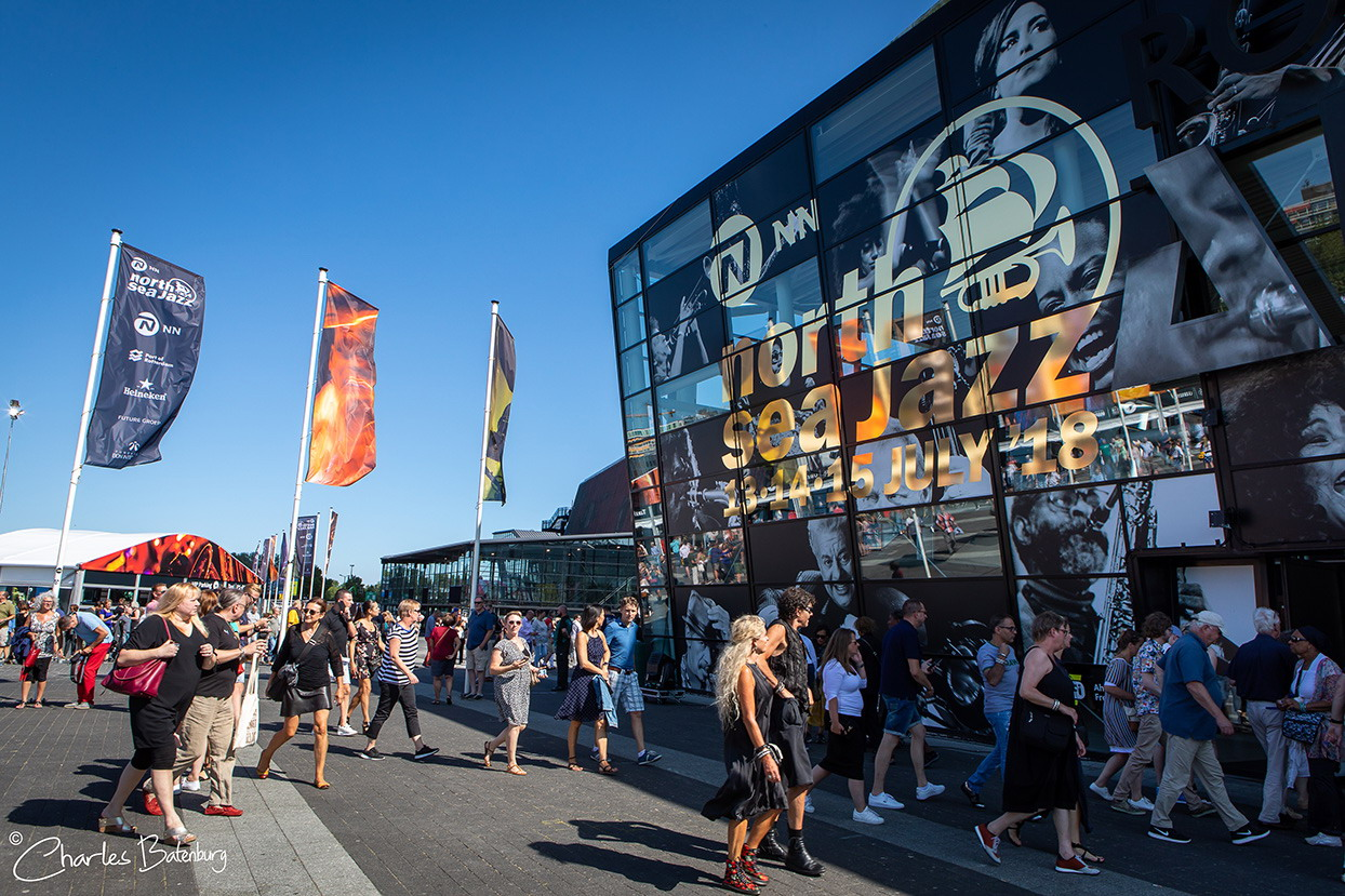 North Sea Jazz 2018 – 14 juli