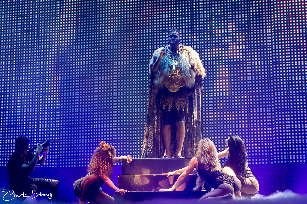 Jason Derulo '2 Sides World Tour' in AFAS Live Amsterdam