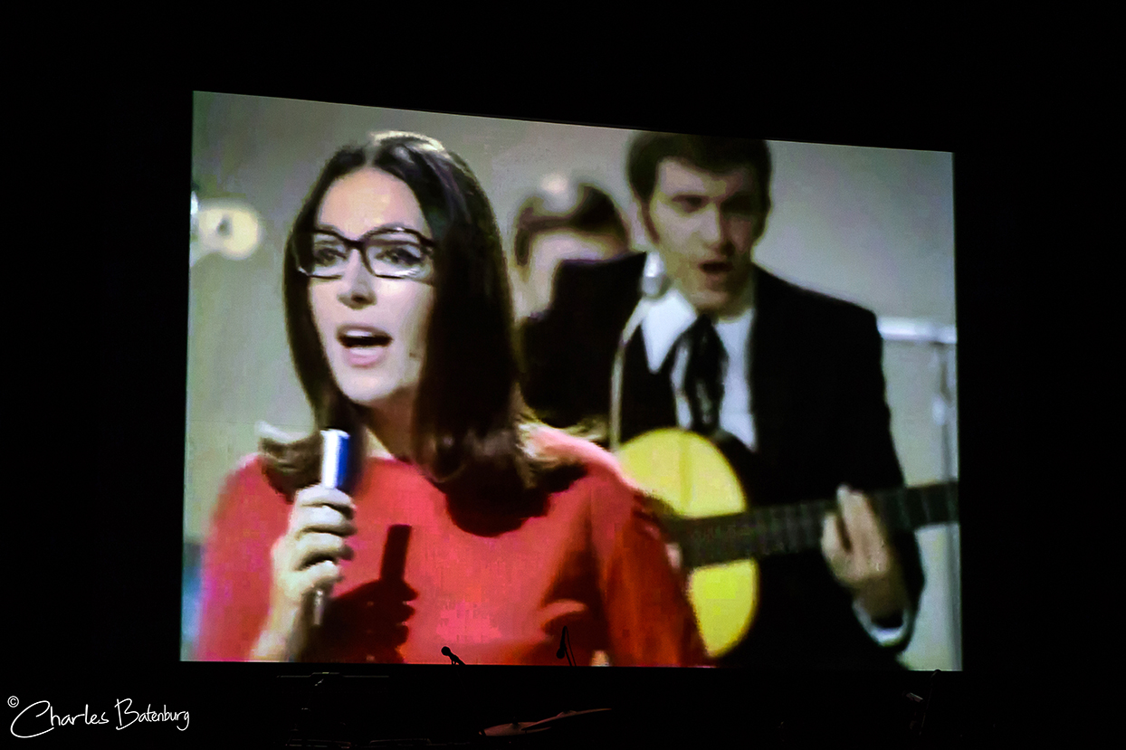 Nana Mouskouri in DeLaMar Theater Amsterdam