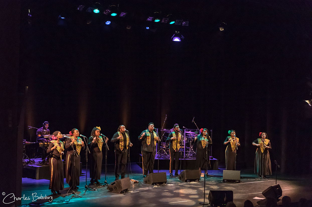 Harlem Gospel Choir in Oude Luxor Theater