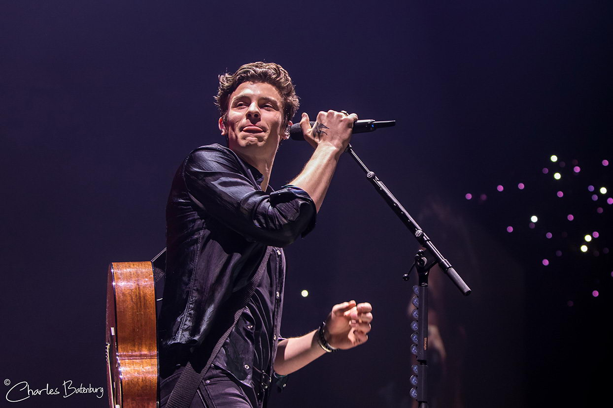 Shawn Mendes in de Ziggo Dome