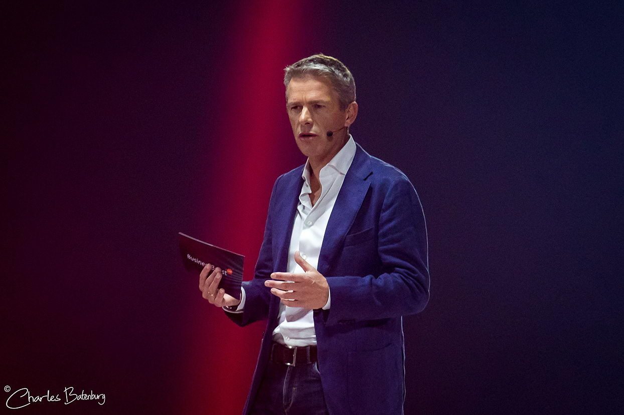 Michiel Muller (Picnic) @ BusinessBoost Live 2019 in Rotterdam Ahoy