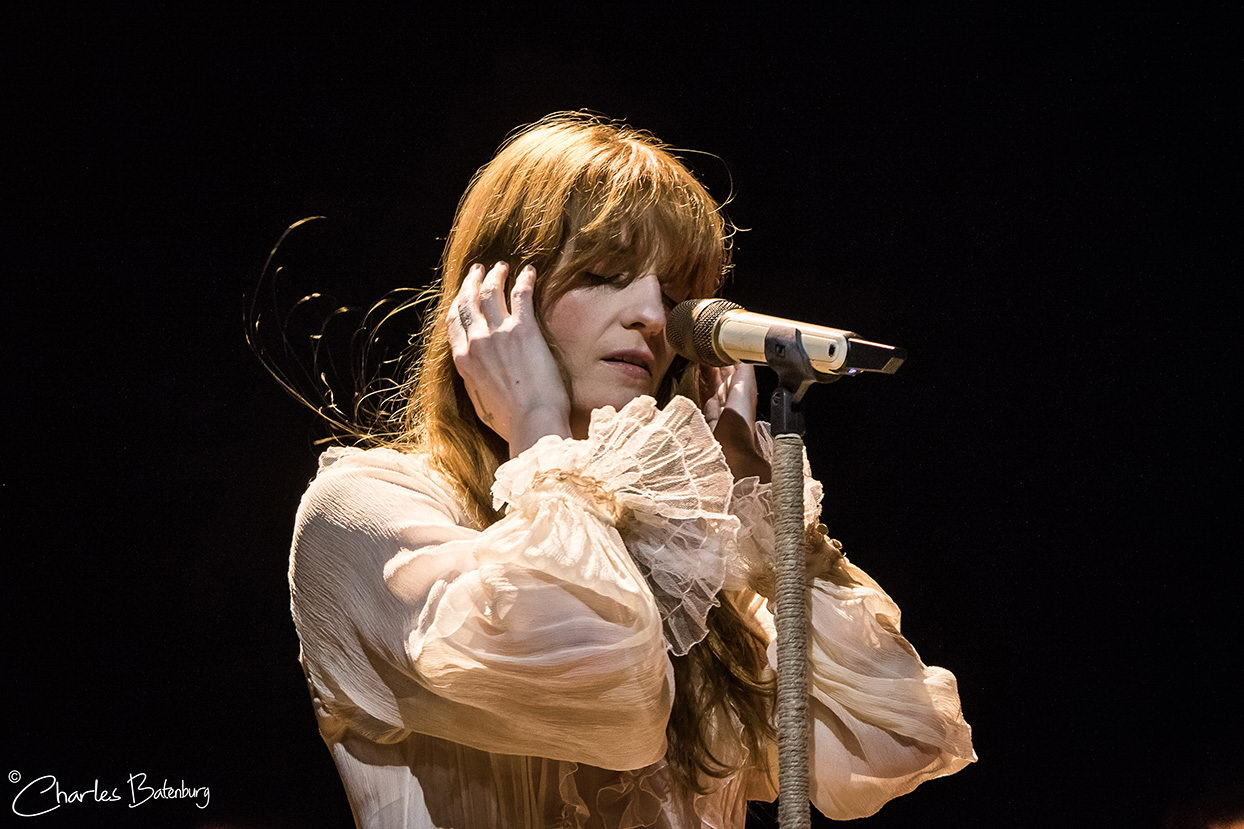 Florence + the Machine in Rotterdam Ahoy