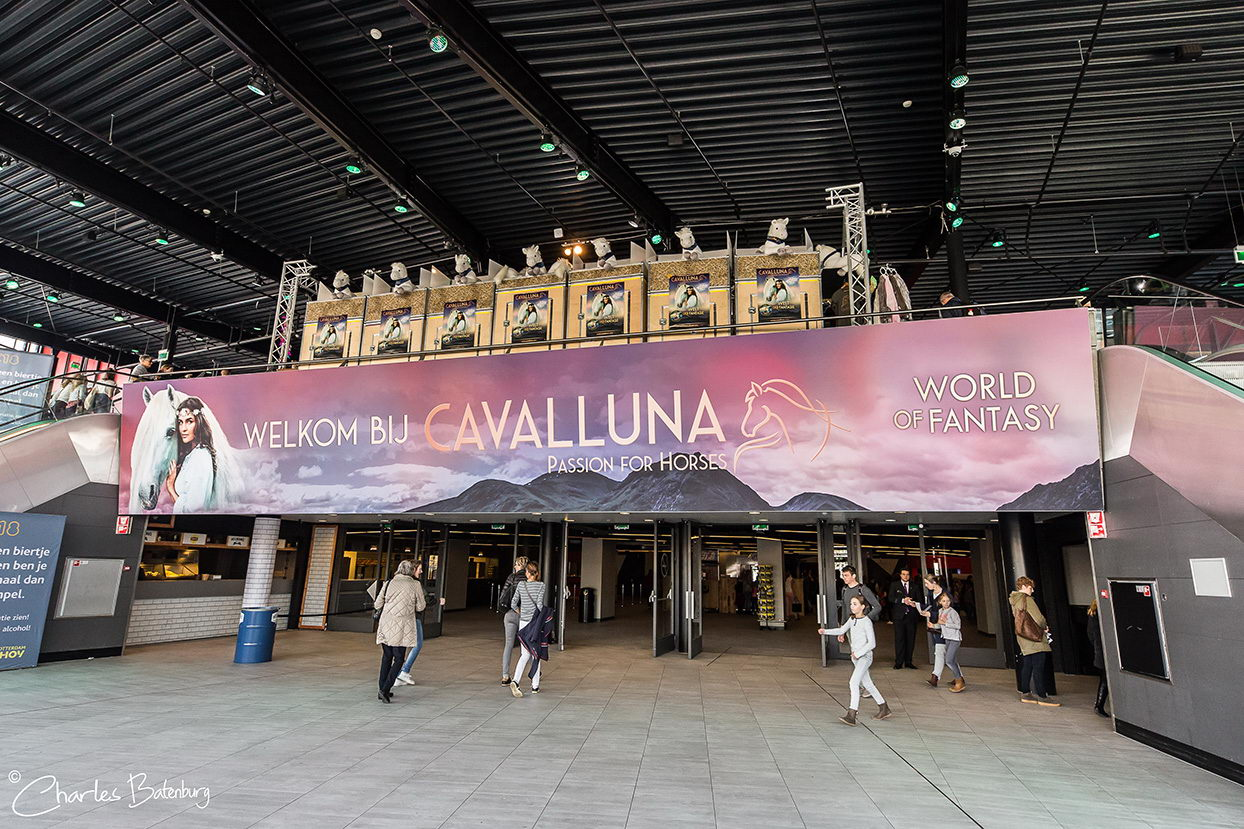 CAVALLUNA – World of Fantasy in Rotterdam Ahoy