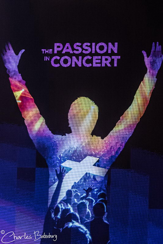 The Passion in Concert in Rotterdam Ahoy