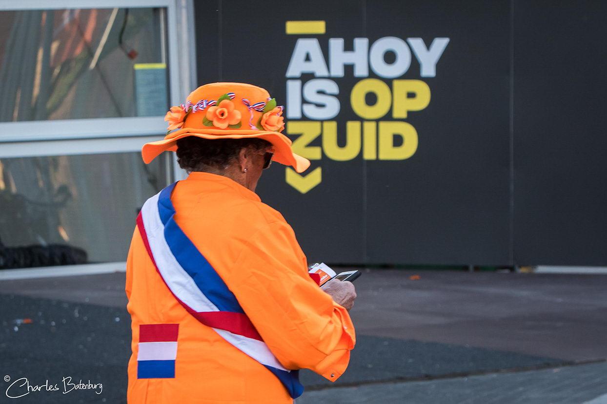 27e editie Nacht van Oranje in Rotterdam Ahoy