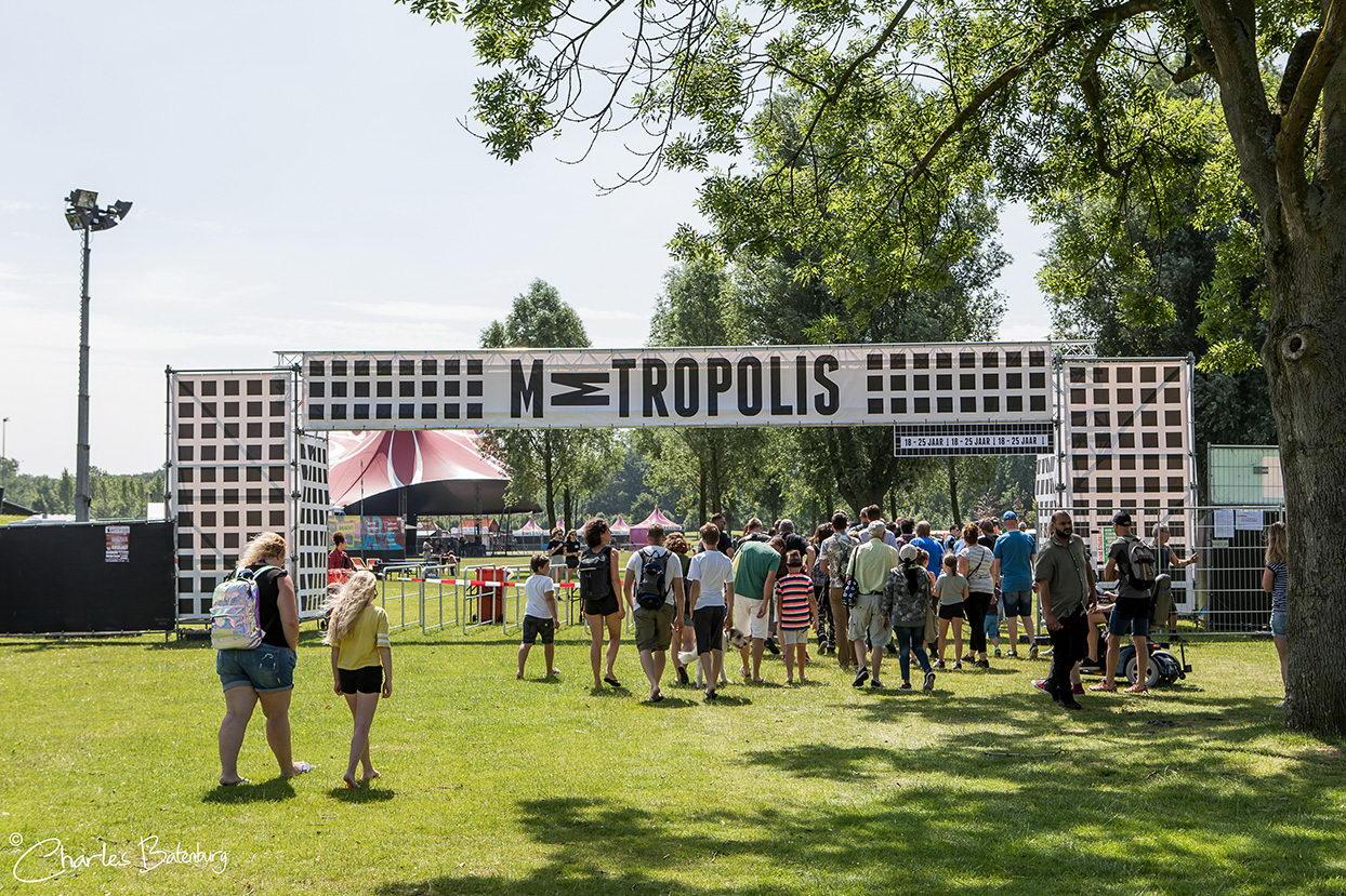 Metropolis Festival in Rotterdam