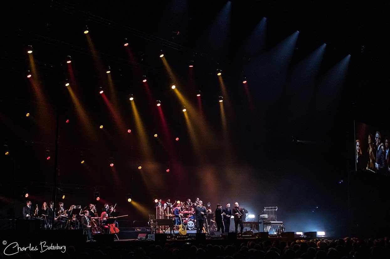 The Kik met orkest in Rotterdam Ahoy