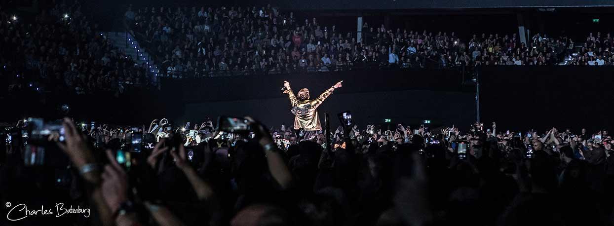 Waylon Live in Concert 2019 in Rotterdam Ahoy