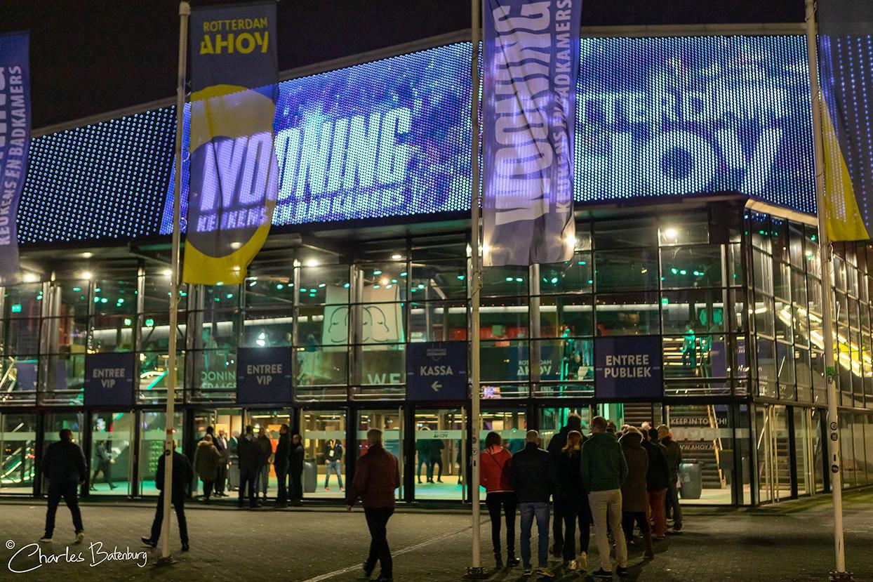 Wooning Zesdaagse in Rotterdam Ahoy – 2 januari 2020