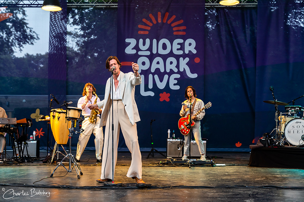 Son Mieux – Zuiderpark Live Den Haag