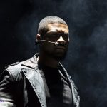 Usher in de Ziggo Dome